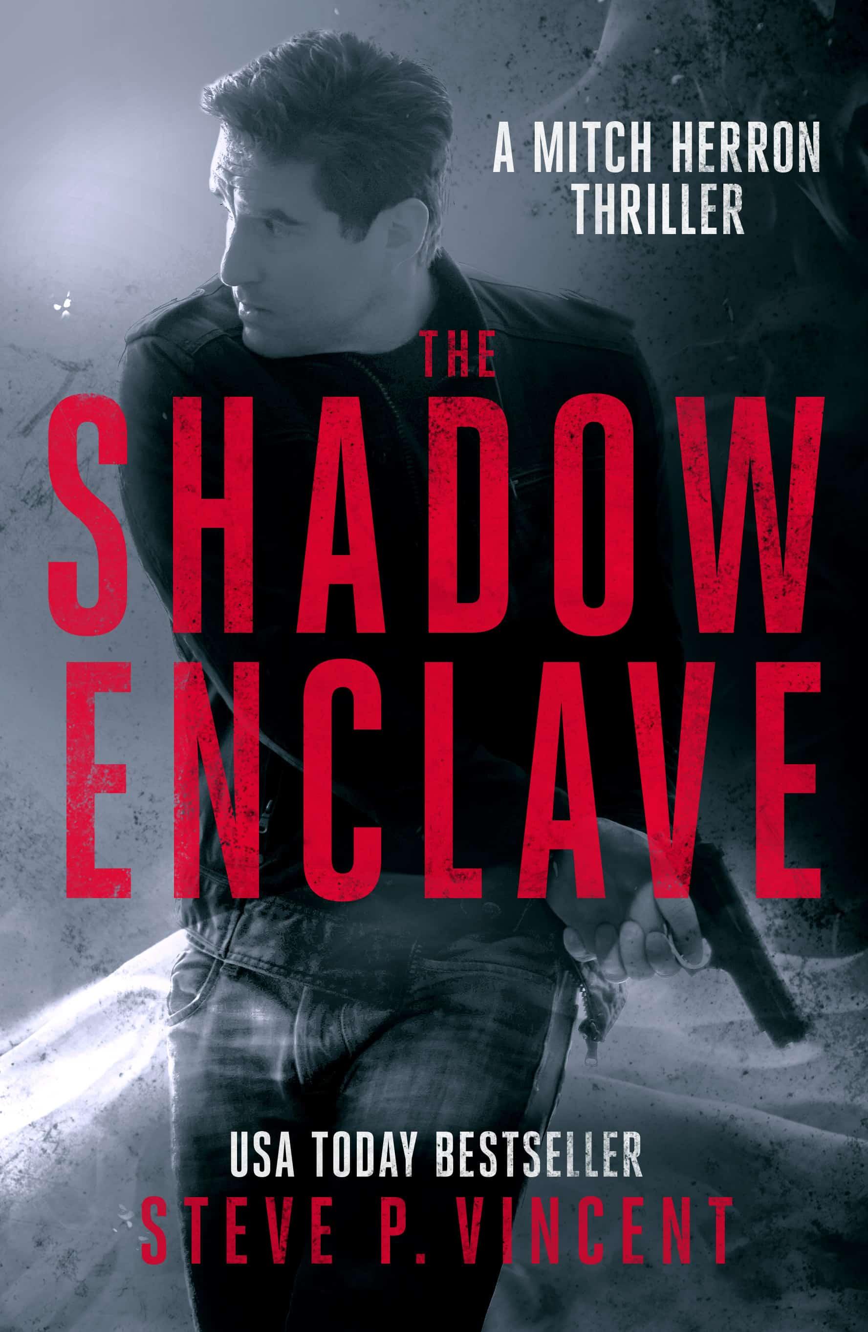 The Shadow Enclave (Mitch Herron 2)