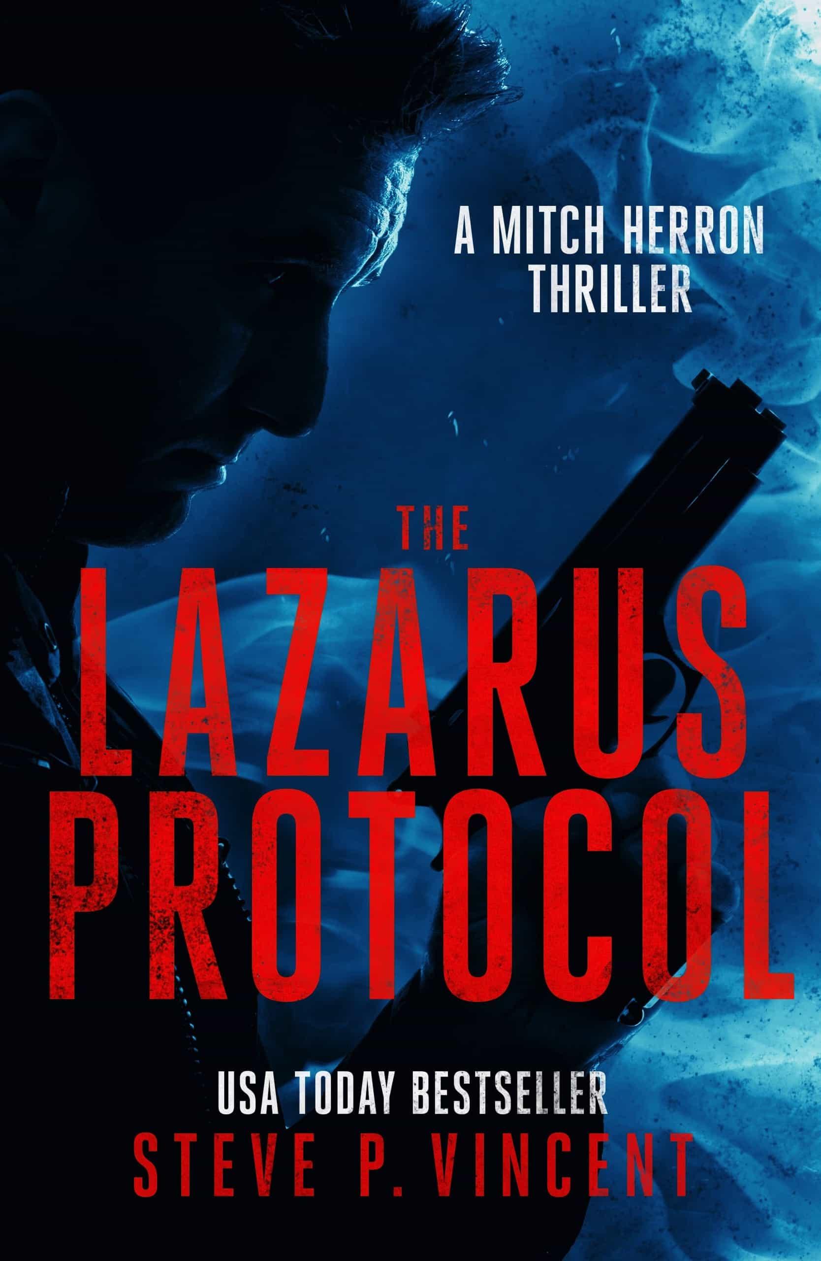 The Lazarus Protocol (Mitch Herron 3)
