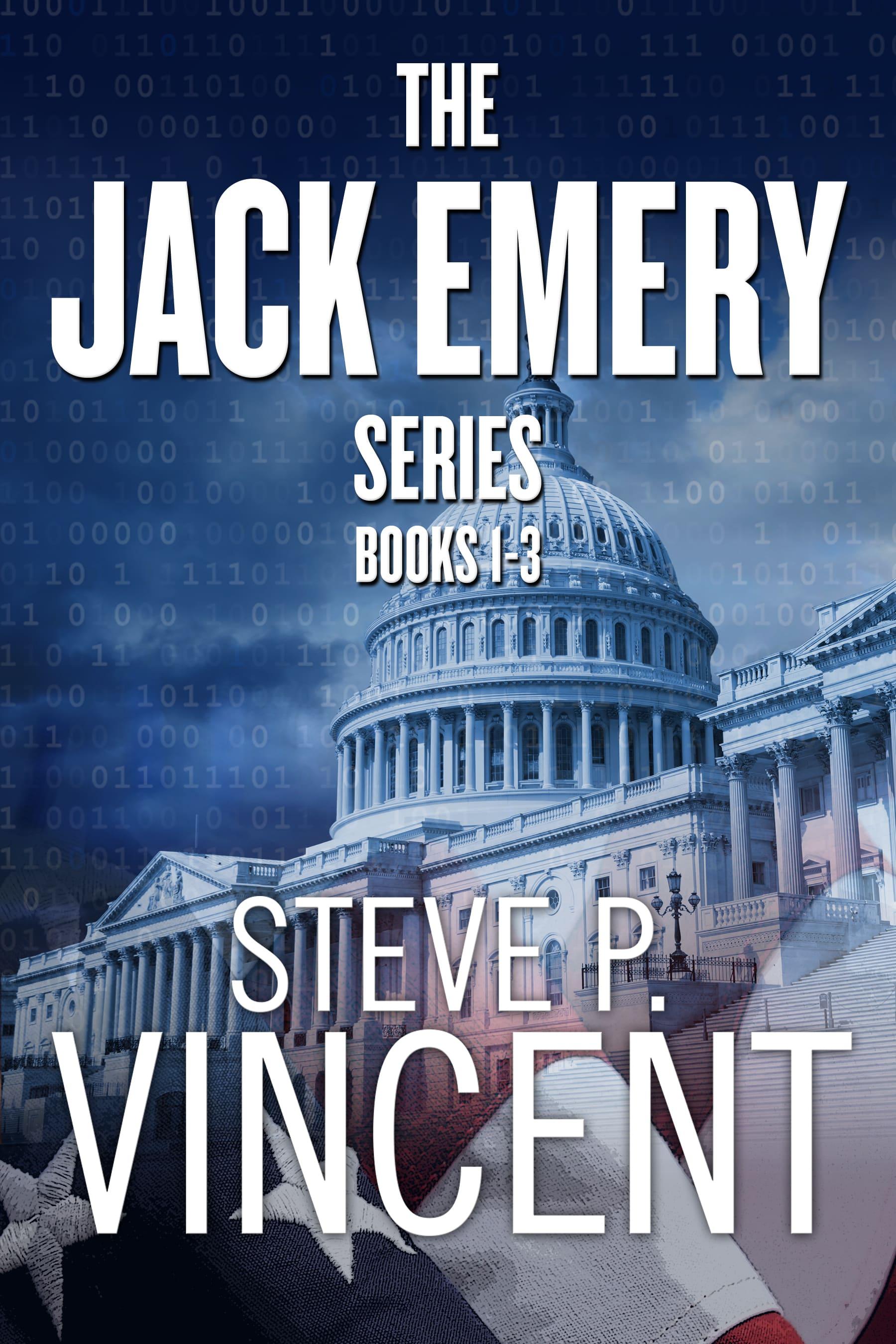 Jack Emery series box